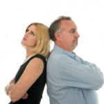 Opposite Sides Argument - iStock_000002772028XSmall