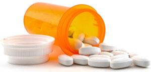 bottle of pills - istock