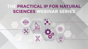Natural Sciences Webinar